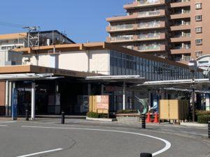 JR焼津駅南口