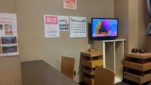 テレビ・将棋とカウンターもあります。