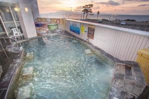 海気泉(天然温泉)